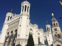 La Basilique de Notre-Dame de Fourvière