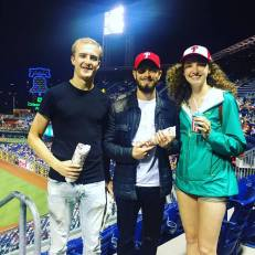 Phillies Baseball game
